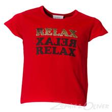4210713 D-Xel Celina 713 T-shirt  RØD