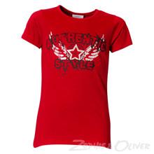 4210752 D-xel Soffo 752 T-shirt k/æ RØD