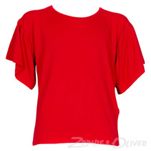 4510558 D-xel Luba 58 T-shirt RØD