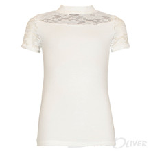 4302917 D-xel Daria Blonde T-shirt Off white