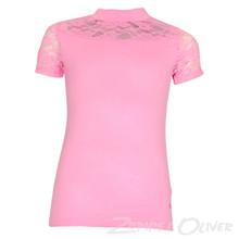 4302917 D-xel Daria Blonde T-shirt PINK