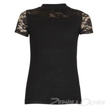 4302917 D-xel Daria Blonde T-shirt SORT