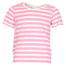 4303803 D-xel Bip 803 Stribet T-shirt LYS RØD