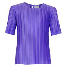 4408778 D-xel Cup Plisseret T-shirt LILLA