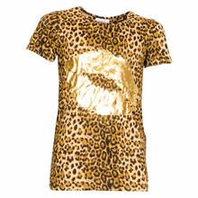 4509867 D-xel Rosalia 67 T-shirt GULD