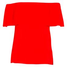 4603730 D-xel Kendall 730 T-shirt RØD