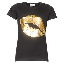 4508848 D-xel Hallie 48 T-shirt SORT