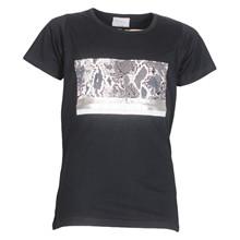 4501913 D-xel Rosalia 913 T-shirt SORT