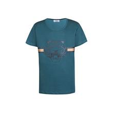 4707647 D-Xel Povline 647 T-shirt GRØN