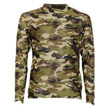 4508838 D-xel Elisha T-shirt L/Æ  ARMY