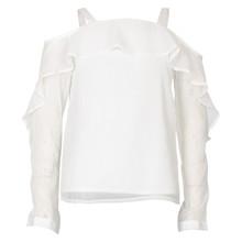 4603736 D-xel Milena 736 Skjorte Off white