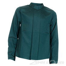 4208550 D-xel Rita 550 skjortebluse GRØN