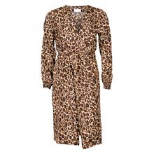 4509865 D-xel Olena Leopard Kimono MØNSTRET