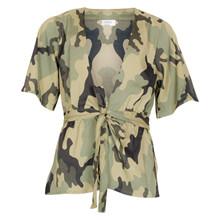 4510868 D-xel Juniper 868 Kimono ARMY