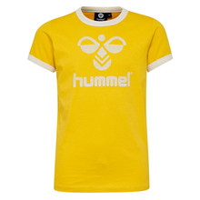 204376 Hummel Kamma T-shirt GUL