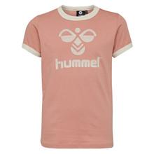 204376 Hummel Kamma T-shirt LYS RØD
