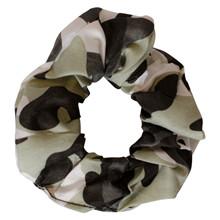 HA168 Højtryk Camouflage Scrunchie  MØNSTRET