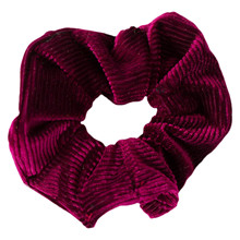 HA229 Højtryk Scrunchie BORDEAUX