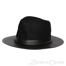 HT047 Højtryk Amish Uldhat