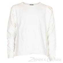2917 Queenz Sweatshirt m. huller HVID