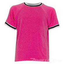3075 Queenz Glimmer T-shirts PINK