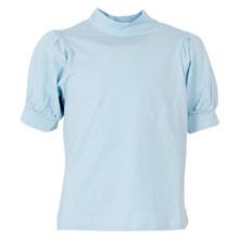 13187131 LMTD Fuff Puff T-shirt LYS BLÅ