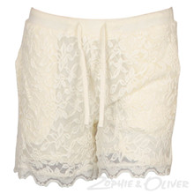 60128 Rosemunde Shorts Off white