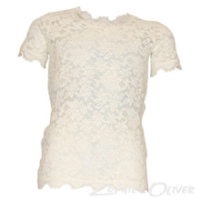 60127 Rosemunde Blonde T-shirt Off white