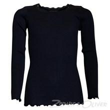 59160 Rosemunde Silk T-shirt Regular MARINE