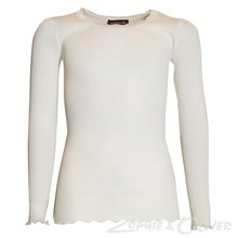 59160 Rosemunde Silk T-shirt Regular OFF WHITE