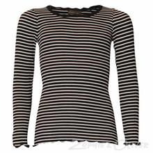 59160 Rosemunde Silk T-shirt Regular STRIBET
