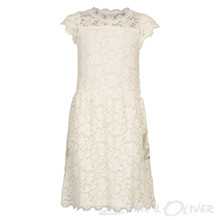 60137 Rosemunde Kjole K/Æ Off white