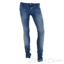 NK23597 Levis 710 Super Skinny Jean BLÅ