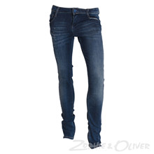 NK22547 Levis 711 Jeans BLÅ