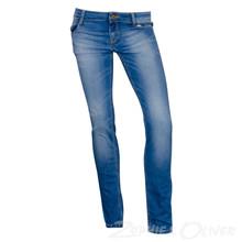 NL22567 Levis 711 Skinny Jeans BLÅ