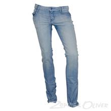 NL22547 Levis 711 Skinny Jeans BLÅ