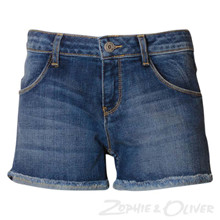 NK26517 Levis Denim shorts BLÅ