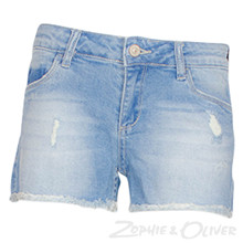 NL26577 Levis Short Nelly Shorts LYS BLÅ