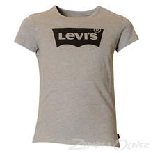 N91050J Levis Logo T-shirt K/Æ  GRÅ