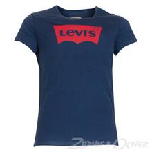 N91050J Levis Logo T-shirt K/Æ  MARINE