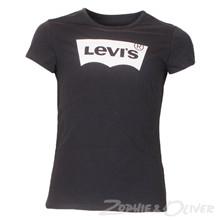 N91050J Levis Logo T-shirt K/Æ  SORT