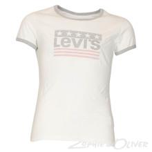 NL10667 Levis Erin T-shirt Off white