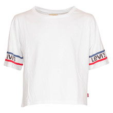 NM10547 Levis Crop Top T-shirt HVID