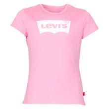 NN10557 Levis Mika T-shirt LYS RØD