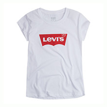 4E4234 Levis Logo  T-shirt  HVID