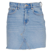 3E4890 Levis Denim Skirt BLÅ
