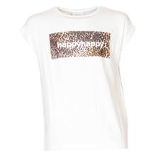 1843-309 Grunt Herdis T-shirt Off white