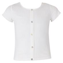 2023-113 Grunt Hin Rib T-shirt Off white