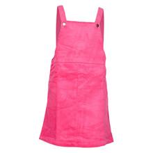 2013-106 Grunt Hira Fløjls kjole PINK