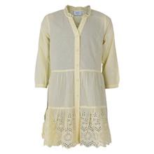 2023-123 Grunt Anna Dress GUL